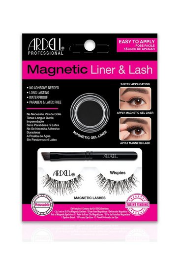 Black Ardell Magnetic Liquid Liner And Lash Wispies
