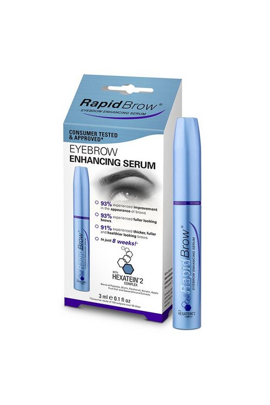 Clear Rapidbrow Eyebrow Enhancing Serum 3ml