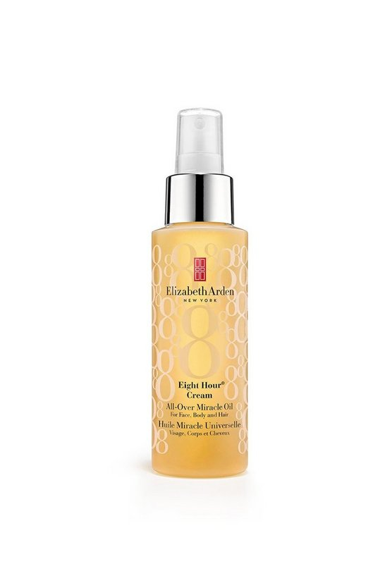 Clear Elizabeth Arden Eight Hour All-Over Oil 100ml