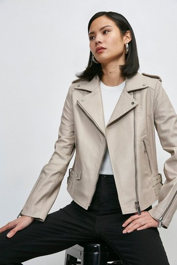 Nude Leather Ultimate Biker Jacket