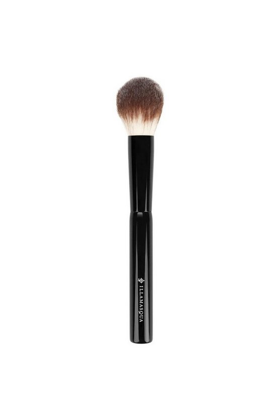 Black Illamasqua Blusher Brush