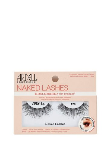 Black Ardell Naked Lashes 429