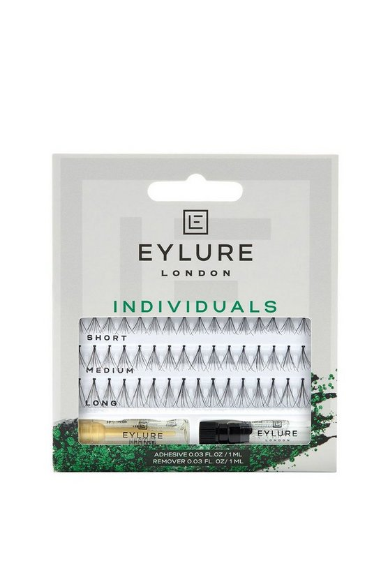 Black Eylure Individuals Lashes Set