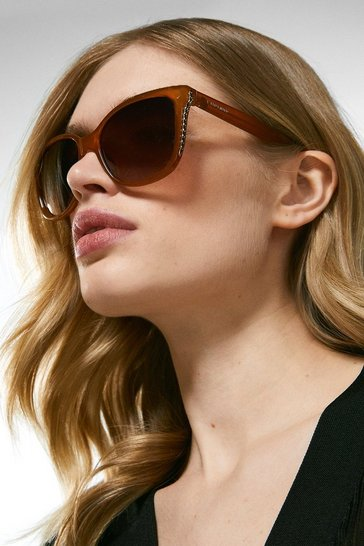 Ochre Deep Inland Chain Sunglasses