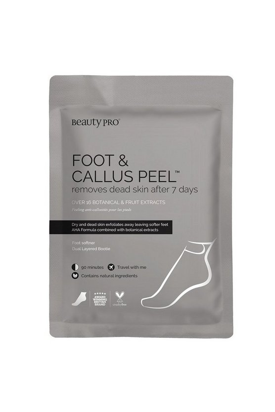 Clear Foot and Callus Peel Mask 40g