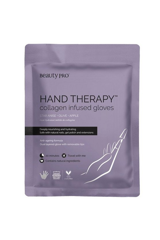 Clear Hand Therapy Collagen Infused Hand Mask 17g