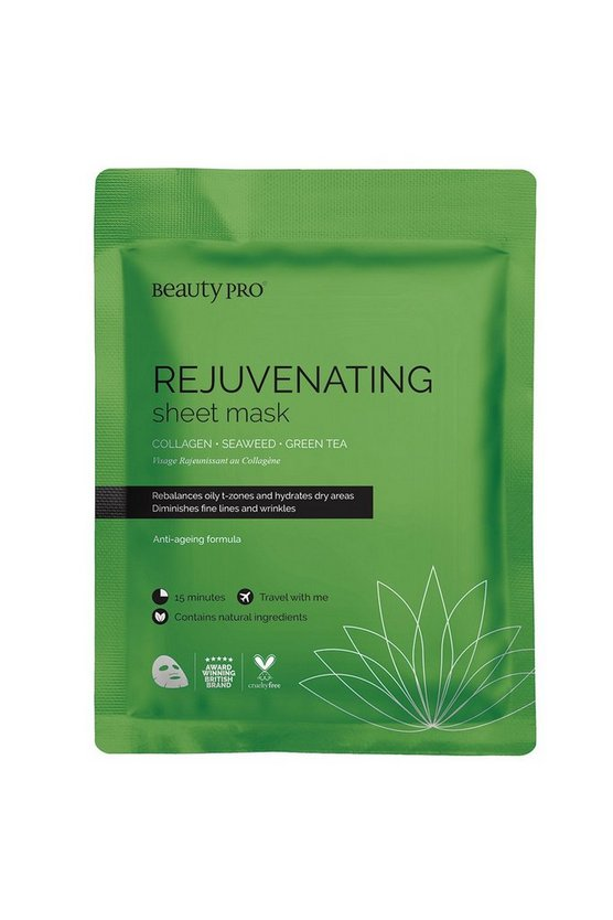 Clear Rejuvenating Collagen Sheet Mask 23g