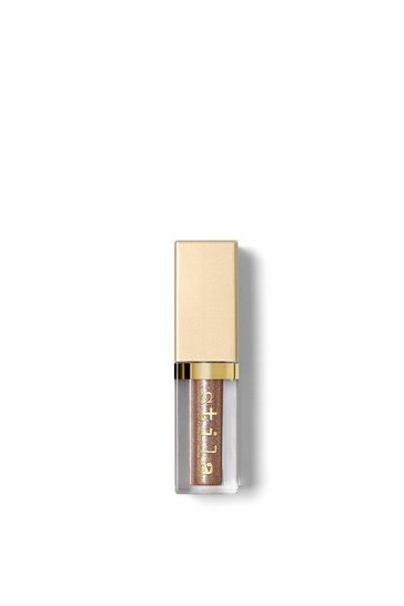 Rose gold Stila Glitter Karma Liquid Eye Shadow