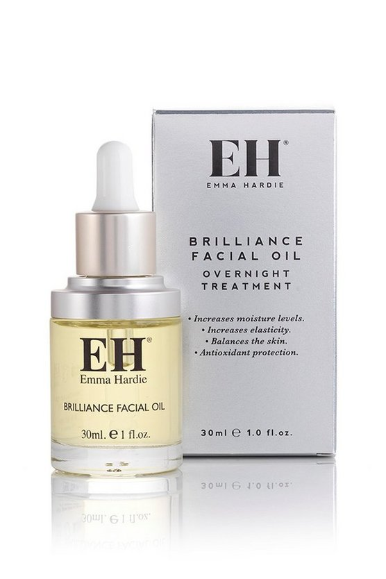 Clear Emma Hardie Brilliance Facial Oil