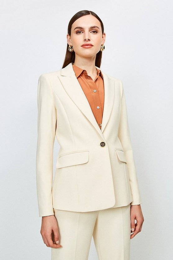 Cream City Stretch Twill Jacket