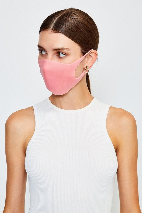 Pink Fashion Face Mask 3 Pack