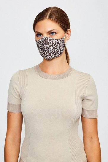 Animal Reuseable Fashion Face Mask With Filter