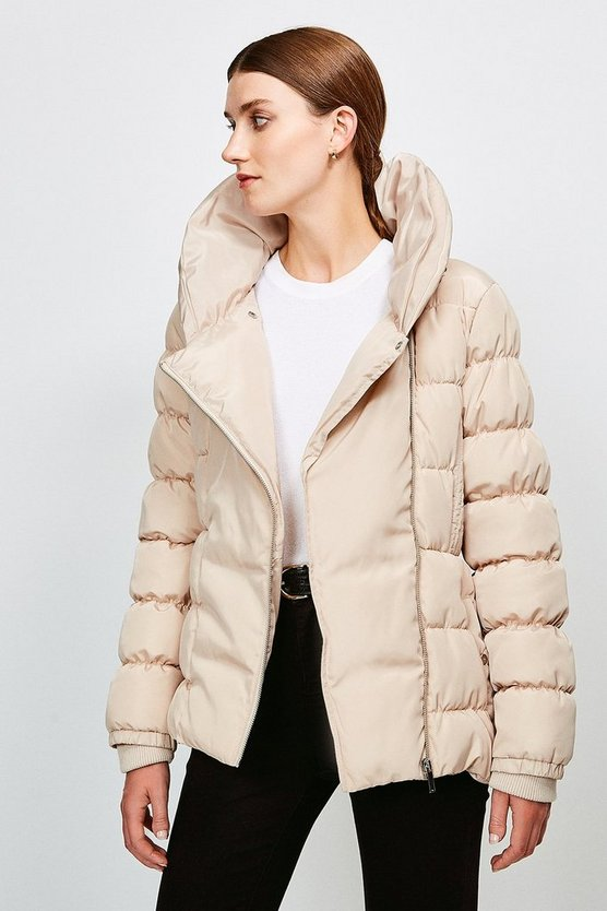 Stone Short Padded Jacket