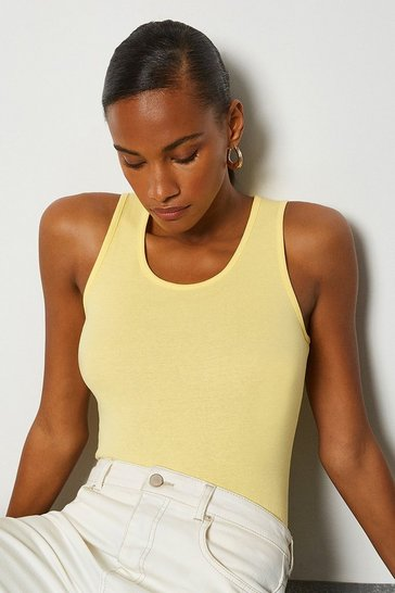 Lemon Sleeveless T-Shirt