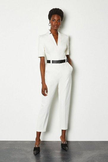 Ivory Forever Jumpsuit