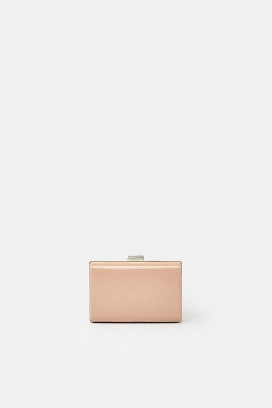 Nude Evening Clutch