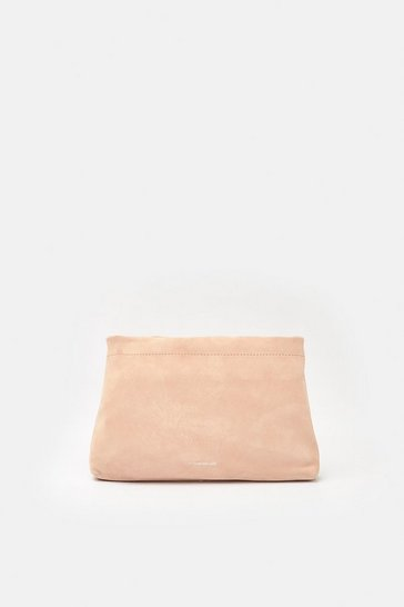 Womens Natural Brompton Clutch