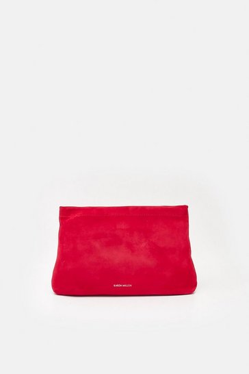Red Brompton Clutch