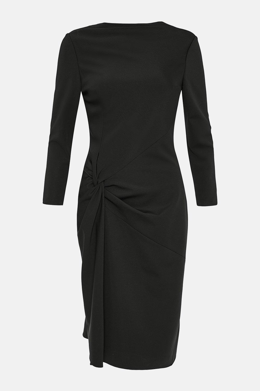 Drape Jersey Dress Karen Millen