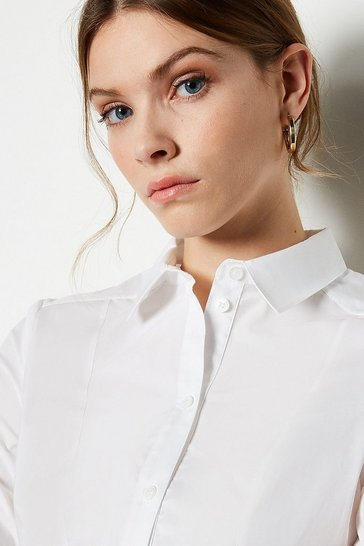 Basic Tailored White Shirt