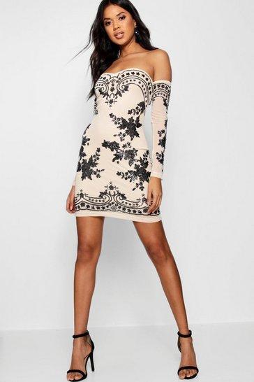 998a331c Embellished Dresses | Embellished & Beaded Dresses | boohoo UK