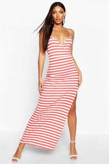 ef87f8c570cc8 Wrap Dresses | Tie Waist & Wrap Around Dress | boohoo UK
