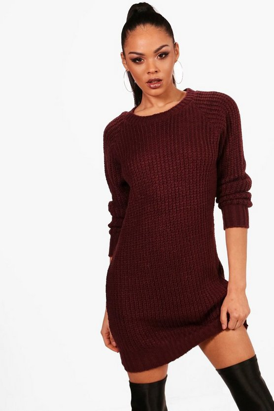 Soft Knit Jumper Dress