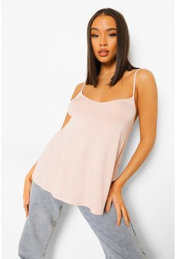 Blush Basic Swing Cami