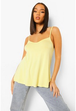 Lemon Basic Swing Cami