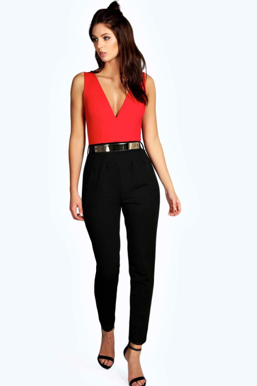 hot new products genuine provide plenty of Amarie Smart Jumpsuit | Boohoo