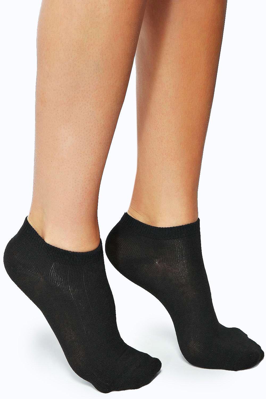 Image of 3 Confezione con calze da ginnastica, Nero