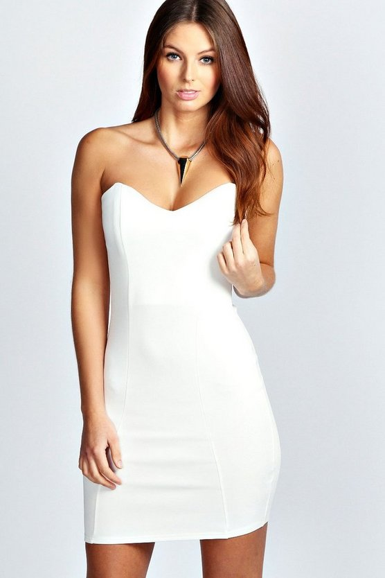 Shelly Bandeau Bodycon Dress