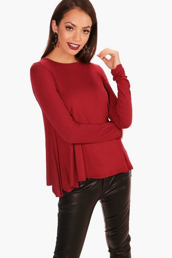 Basic Long Sleeved Top