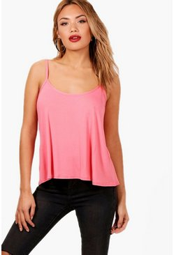 Coral Basic Swing Cami
