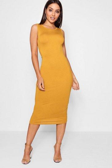c61af953717a Midi Dresses | Mid-Length Dresses | boohoo UK