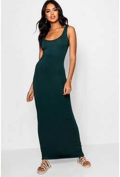 Womens Bottle Maxi Dress