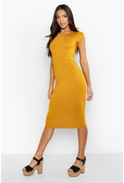 da20d535d87c5 Midi Dress | Mid Length & Pencil Dresses at boohoo.com