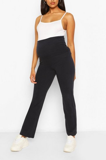 Navy Maternity Over The Bump Lounge Trouser