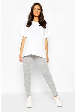 Grey marl Maternity Lounge Jogger