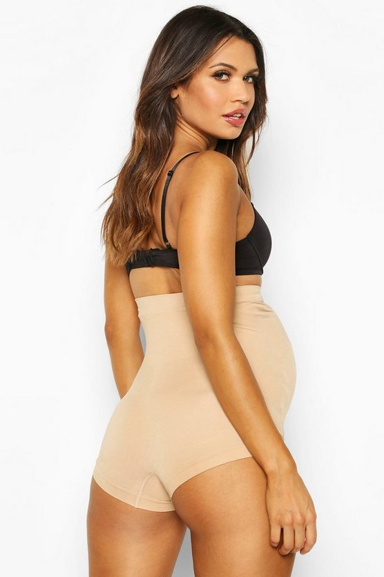 Maternity Seamless Over The Bump Brief