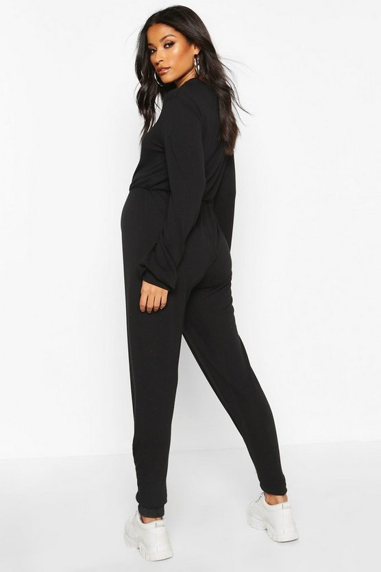 Maternity Knitted Lounge Jumpsuit