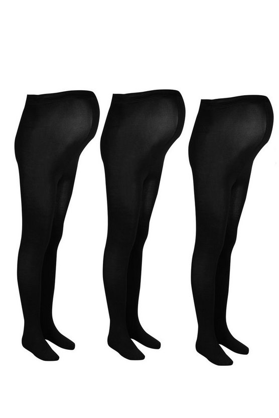 Maternity 3 Pack 80 Denier Tights