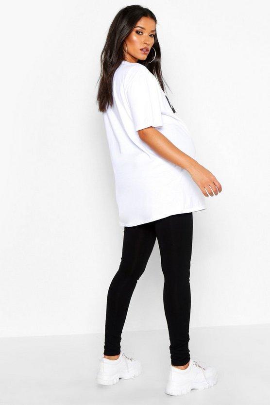 Maternity Adjustable Premium Legging