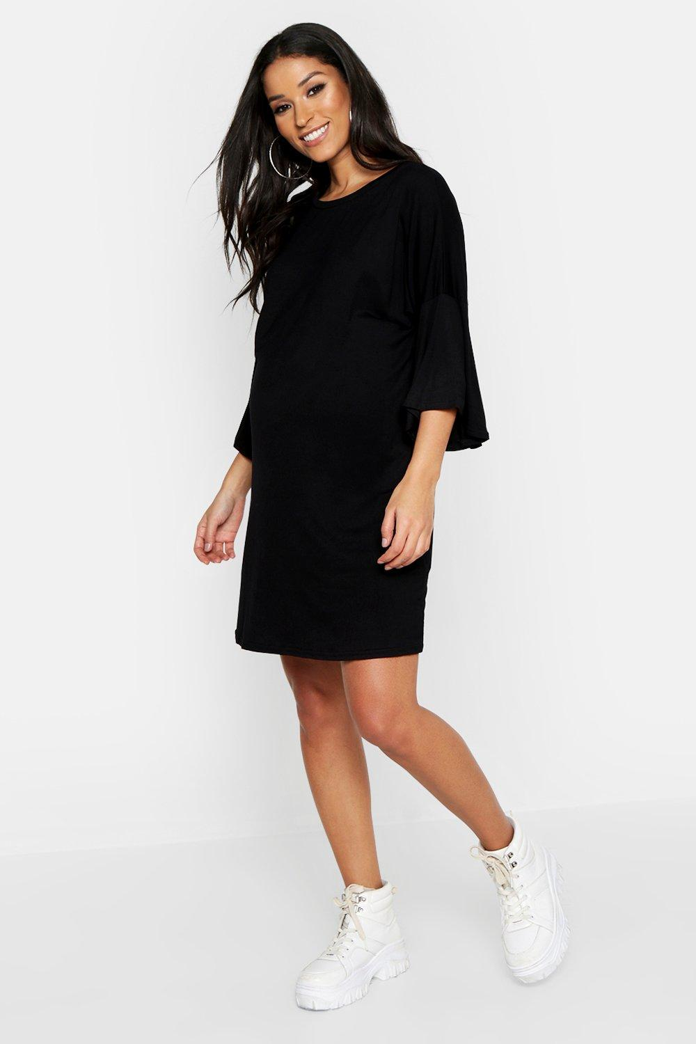 Maternity Oversized Tshirt Dress