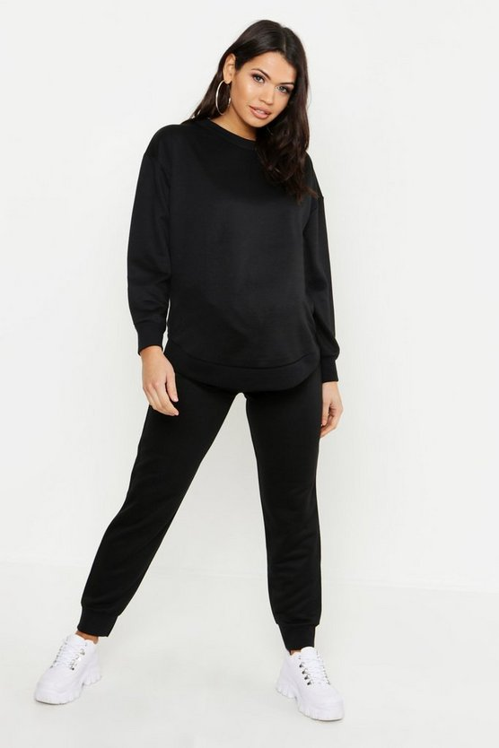 Maternity Oversized Sweat Set