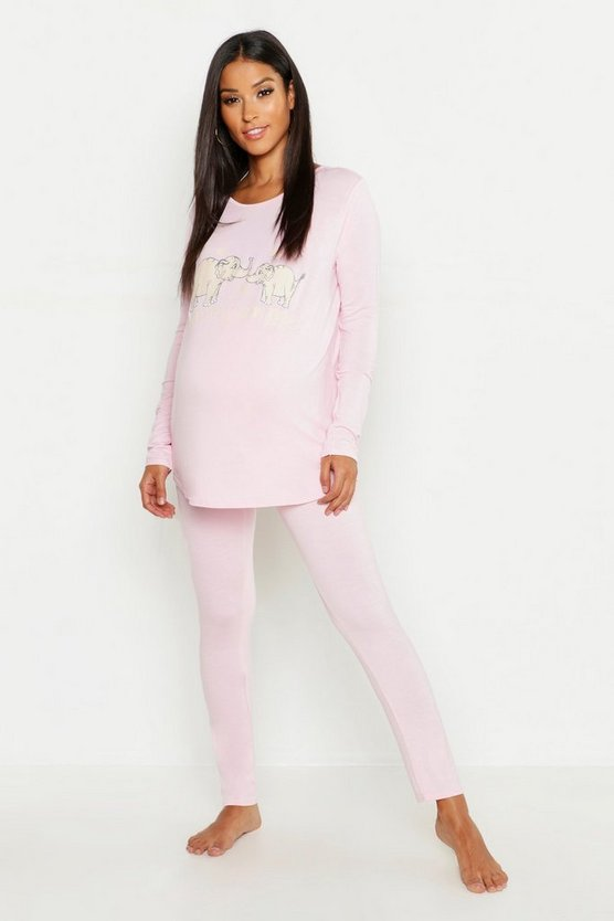 Maternity Mummy and Me PJ Set