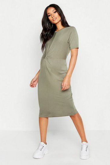 3510d87d7614 T-Shirt Dresses | Oversized & Slogan T Shirt Dresses | boohoo UK