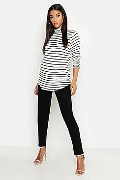 Maternity 5 Pocket Over The Bump Skinny Jean