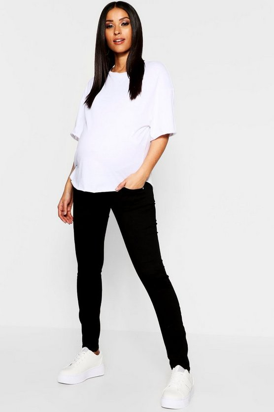 Maternity Under The Bump Skinny Jean