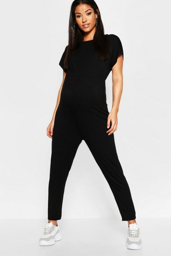 Maternity Super Soft Lounge Jumpsuit